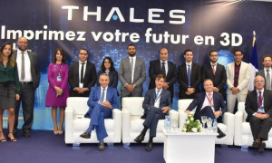 Metal 3D printing: THALES creates a global centre of expertise in Morocco
