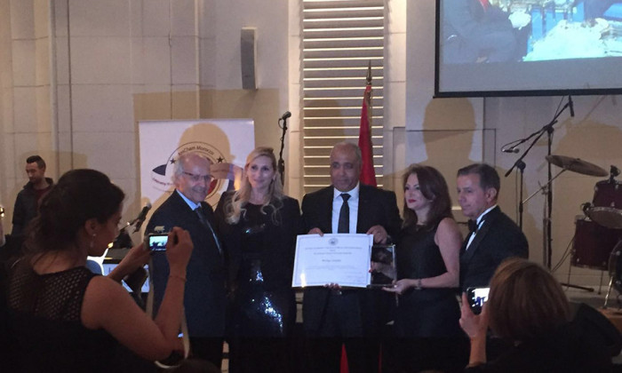 Chambre Américaine De Commerce Au Maroc : Boeing remporte le prix amcham de l entreprise citoyenne