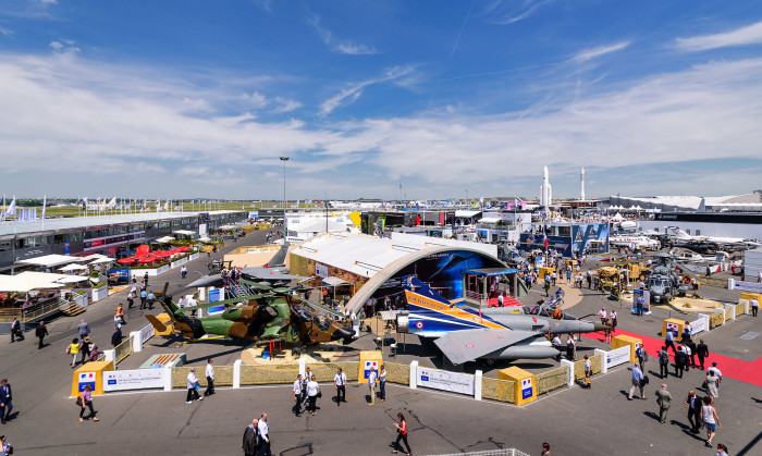 Le salon du bourget 2017 record de commandes battu - Salon aeronautique du bourget ...