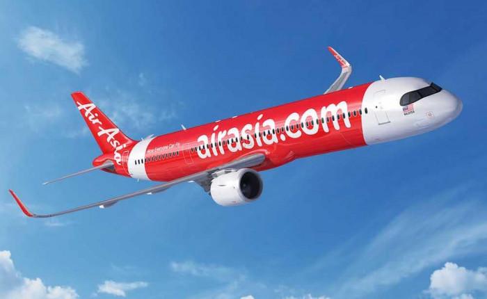 Airbus: AirAsia commande 12 A330-900 et 30 A321XLR