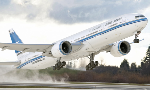 Kuwait Airways Finalize Order for 10 777-300ERs