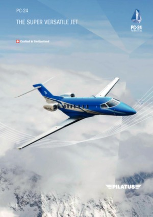 Pilatus PC-24 - factsheet